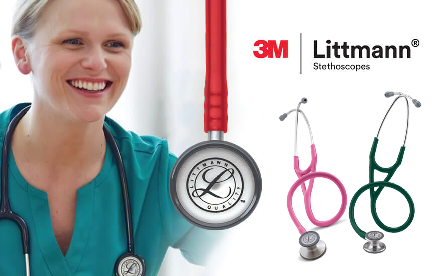 Littmann stethoscopes