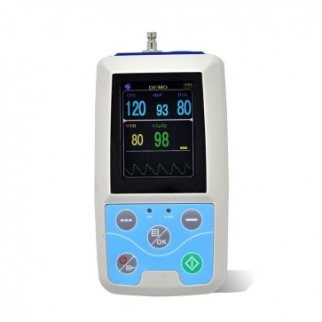 Contec Ambulatory Blood Pressure (Holter) and SpO Monitor ABPM-PM50