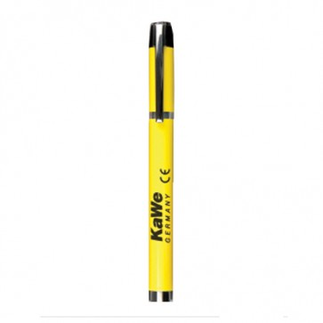 Diagnostic penlight CLIPLIGHT KaWe, Yellow