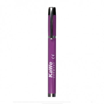 Diagnostic penlight CLIPLIGHT KaWe, Lilac