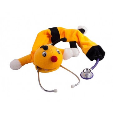 Stethoscope Cover, Bee
