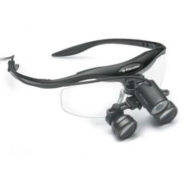 Binokularne lupe Riester sa zaštitnim naočalama