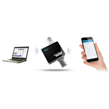 Spirometar   SpiroTube Mobile Edition i termalni pisač