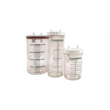 Plastična boca 1l za aspiratore Fazzini