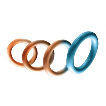 Pesar - gumeni prsten | 50 mm