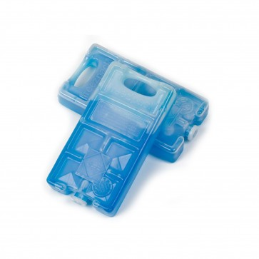 Blue ice block for portable refrigerators, 200 ml
