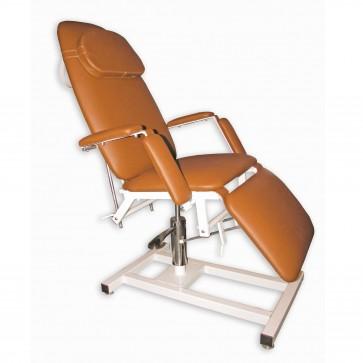Hidraulični terapeutski stolac Rexmobel narančasti