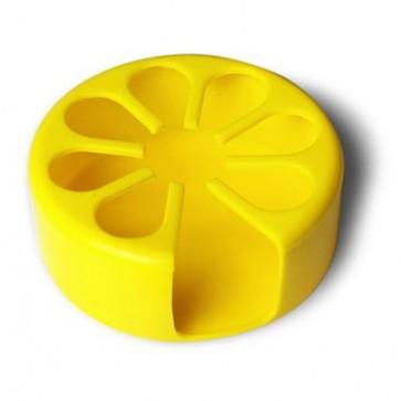 Protuklizni držač za šalice i čaše   ŽUTI