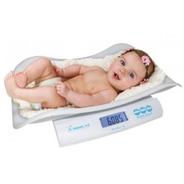 Momert 6477 - digitalna vaga za bebe i djecu