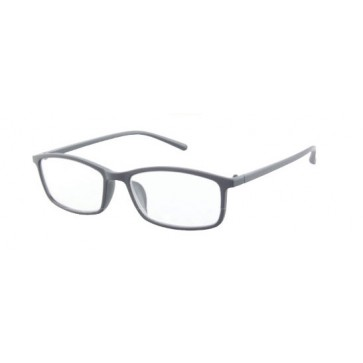 Reading glasses Light, gray; Diopters: +1, +1.50, +2, +2.50, +3 and +3.50