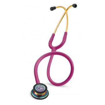 Classic III Special Series Littmann Stethoscope, 5806 Raspberry/Rainbow