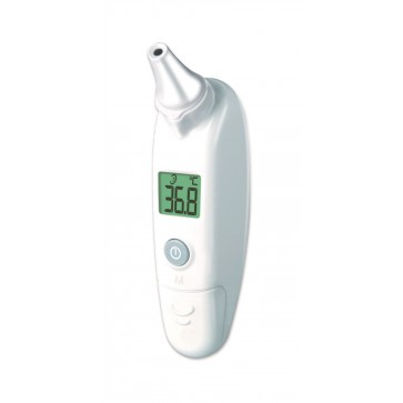 Rossmax RA600 Infrared Ear Thermometer with probe covers