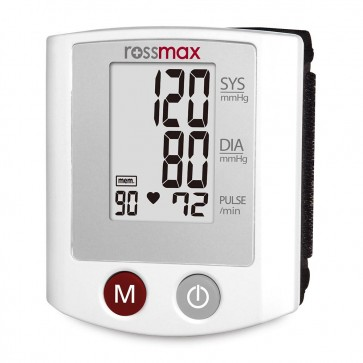 Rossmax S-150 Automatic wrist blood pressure monitor