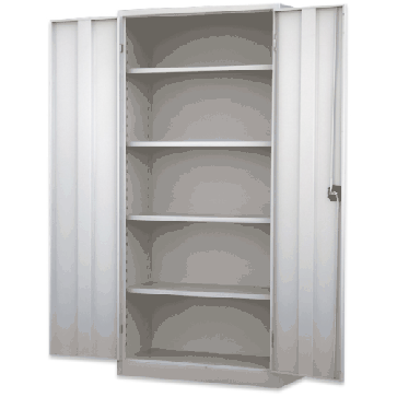 AO MAT Archive cabinet, metal, 180x80x38 cm (Delivery within 5 days)