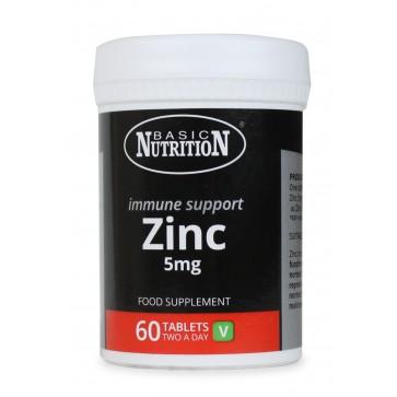Zinc 5 mg
