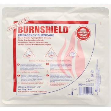 Burnshield pjenasta obloga za opekline - za lice | 200 x 450 mm