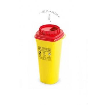 Plastični spremnici za odlaganje igala i infektivnog otpada   CS LINE-H