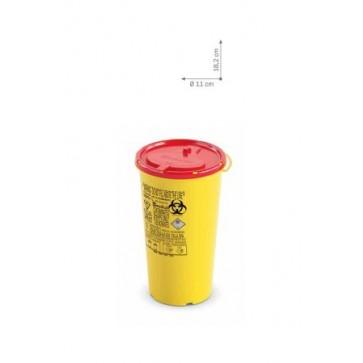 Plastični spremnici za odlaganje igala i infektivnog otpada   DISPO LINE-1 l