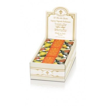 Cvjetni mirisni sapuni | linija ARMONIA - Limunasto voće