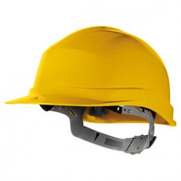 Industrial safety helmet strap
