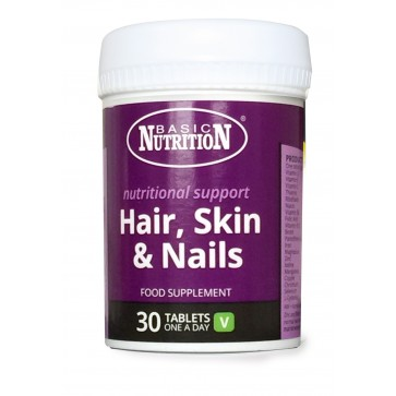 Hair, Skin and Nails Multivitamin Tablet
