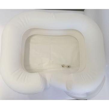 Kadica za pranje kose u krevetu