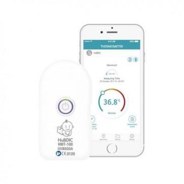 HuBDIC Bluetooth bežični uređaj za mjerenje temperature i disanja