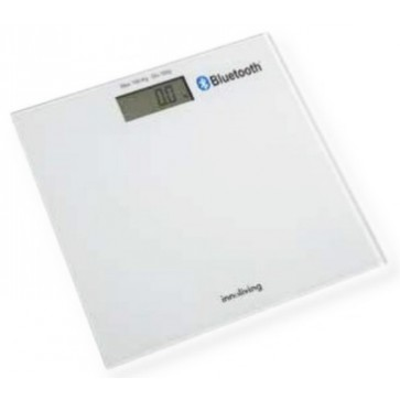 Personal scale with Bluetooth connection