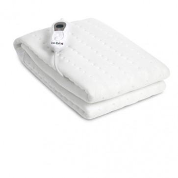 Electric blanket, single-sided, polyester, 150 x 80 cm