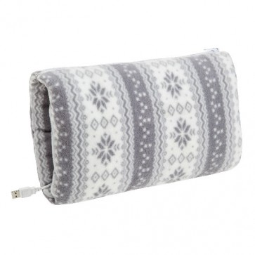 Electric hand warmer/cushion