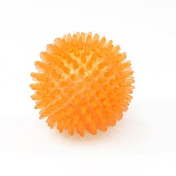 Jež loptica promjera 8,5cm, PVC, narančasta