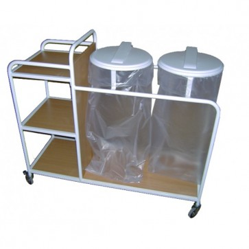 Laundry Cart (Delivery within 10 days)