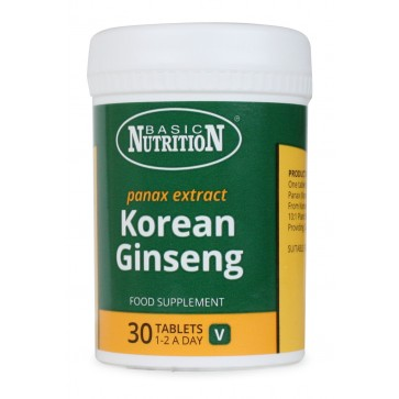 Korean Ginseng 600 mg