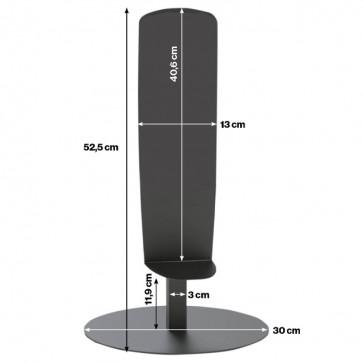 Stolni samostojeći metalni stalak za SSGD dozator