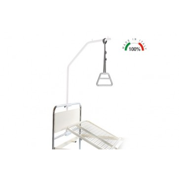 Bed mounted self help pole; Ø 30 mm; max. user weight 75 kg
