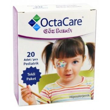 Dječji flaster za oko | za curice | 20 komada u pakiranju