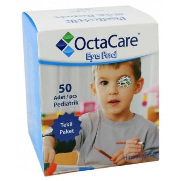 Dječji flaster za oko | za dječake | 50 komada u pakiranju