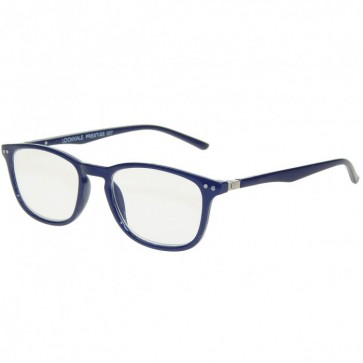 Reading glasses Prestige, unisex, blue; Diopters: +1, +1.50, +2, +2.50, +3 and +3.50
