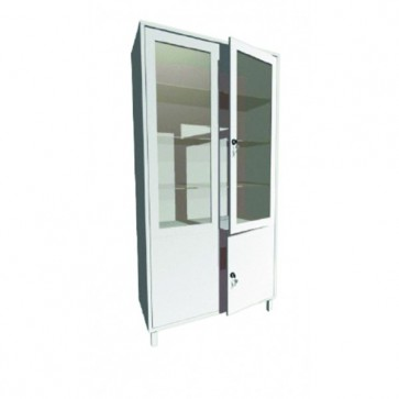 Rexmobel storage cabinet for instruments