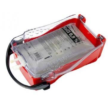 Portable mechanical infusion pump