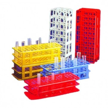 Test tube rack, plastic, 60 test tubes (Delivery within 10 days)