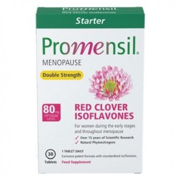 Promensil - na početku menopauze Crvena djetelina + Izoflavoni