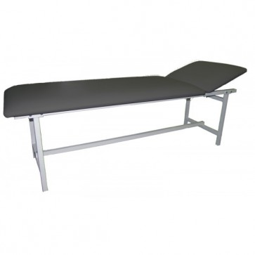 Rexmobel examination table, Black (Delivery within 10 days)