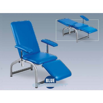 T4000 Relaxing Armchair with Adjustable Backrest and Leg Rest (delivery within 15 days)