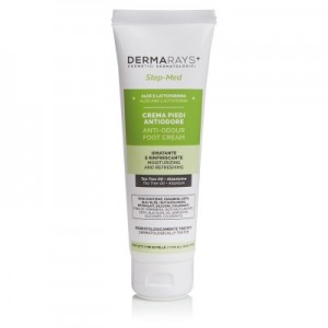 DERMARAYS+ Step-Med - Anti-Odour Foot Cream
