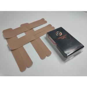 Kineziološke trake | unaprijed profesionalno izrezane | oblik Y - 4 komada | bež