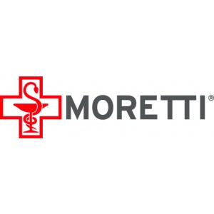Hospital transport wheelchair Moretti