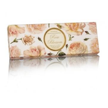 Sapun s mirisom Ruže, okrugli | pakovanje 3 x 100 g