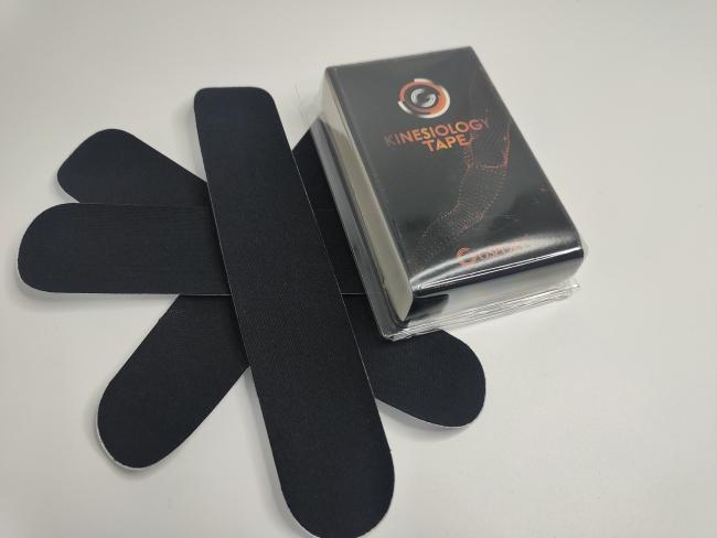 Profesionalnao pripremljene i unaprijed izrezane kineziološke trake u obliku slova I - ponuda kvantum tim