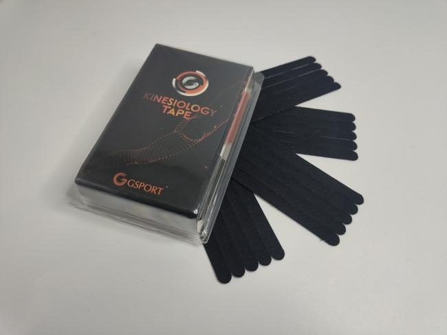 Profesionalnao pripremljene i unaprijed izrezane kineziološke trake u obliku Šape - ponuda kvantum tim